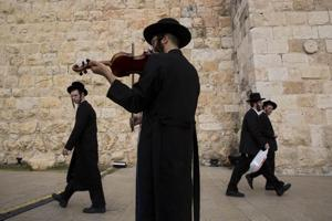 Photos: Beyond conflict, life within Jerusalem's ancient Old...