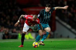 Manchester United's Ashley Young charged with violent conduct