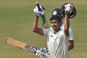 Ranji Trophy final: Vidarbha's Akshay Wadkar revels under pressure as...