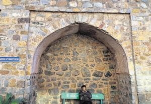 Delhiwale: The wall of the walled city