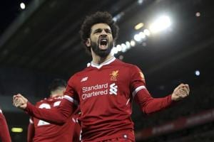 Mohamed Salah set to kick off 2018 with African Player of the Year...