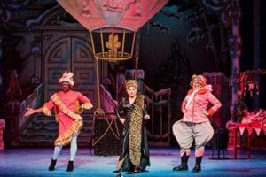 British pantomimes feature Trump, Weinstein, in contemporary twist to...
