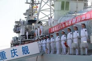 China develops underwater surveillance networks in Indian Ocean,South...
