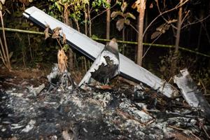 10 US citizens, 2 pilots killed in Costa Rica plane crash