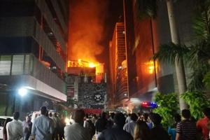 Mumbai pub fire: Police arrest two managers of 1Above