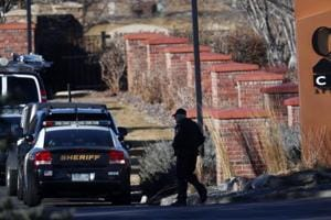 Deputy killed, six wounded in 'domestic' shooting in Colorado