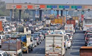 NHAI, panchayat at odds over land transfer for Kherki toll removal