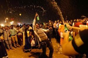 Photos | Welcoming 2018: New Year celebrations across the world