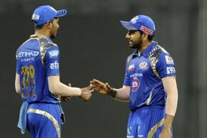 IPL 2018: Mumbai Indians set to retain Rohit Sharma, Hardik Pandya