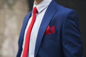 Dear men, ditch blacks and greys in 2018. Here are 10 ways to rock the...
