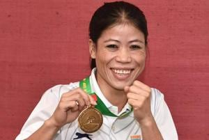 MaryKom chases Commonwealth Games berth in national boxing meet