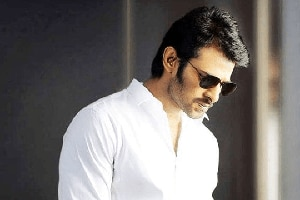 Baahubali star Prabhas to debut in Bollywood with a romantic film