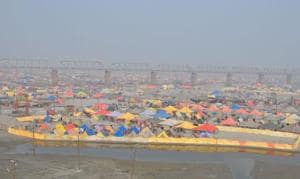 Magh Mela begins today with Paush Purnima 'snan'