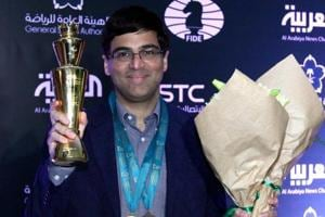 Viswanathan Anand secured the World Rapid title after a gap of 14 years with a magnificent performance in the World Rapid and Blitz Championship in Riyadh.