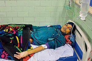 UP man paralysed after road accident 'sells' 15-day-old son to clear...