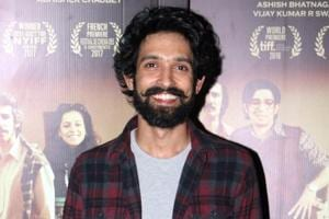 Actor Vikrant Massey will be seen in a sci-fi film titled  Cargo next.