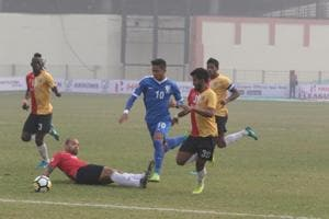 I-League: East Bengal beat Indian Arrows, but absence of Dheeraj Singh...