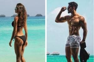 Are Disha Patani and Tiger Shroff vacationing together in Maldives?...