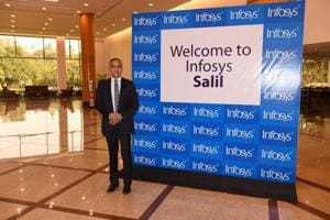Salil Parekh takes charge as Infosys CEO, says excited to lead company