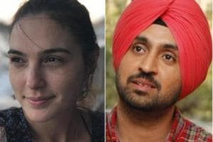 Diljit Dosanjh ditches pregnant Kylie Jenner for Gal Gadot. Check out...