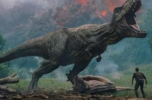 A slew of Hollywood blockbusters, including Jurassic World: Fallen Kingdom, will be releasing this year.