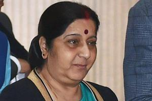 Sushma Swaraj to visit Thailand, Indonesia, Singapore