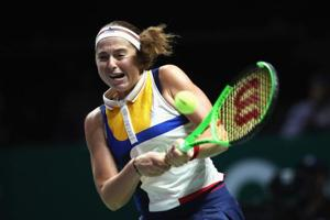 Jelena Ostapenko crashes out in first round of Shenzhen Open