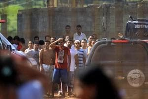 Prison riot in Brazil leaves 9 dead, 14 injured; more than 100 inmates...