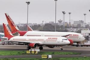 NITI Aayog says it's 'unviable' to support Air India: Govt