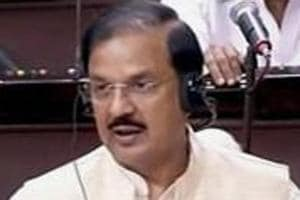 Culture minister Mahesh Sharma. The ministry has asked the National Mission for Manuscripts to examine the matter at the earliest.