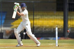 Victorious Vidarbha skipper Faiz Fazal dreams of playing Test cricket...