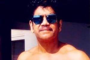 Nagarjuna's chiselled look for RGV's film leaves fans impressed. See...