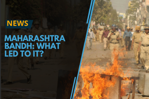 Maharashtra saw sporadic incidents of violence, road and rail...