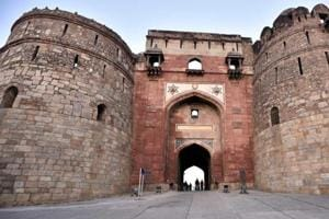 The India Trade Promotion Organisation realigned its 1.1km Mathura Road-Ring Road underpass cutting through Pragati Maidan as the project was too close to Purana Qila and Sher Shah Suri's fort.