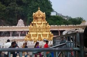 The Kanaka Durga temple in Vijaywada is the second most  popular temple in Andhra Pradesh after Tirumala.