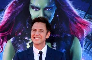 James Gunn says Jolie Foster might want to grow from her movies but that isn't the only reason why he makes them.