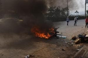 Maha bandh has been peaceful, cops told not to use force against...