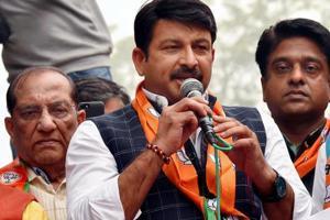 BJP hits out at Arvind Kejriwal over AAP's Rajya Sabha nominations