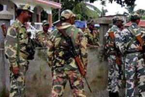 CRPF jawan injured in gunbattle with Maoists dies