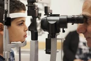 Treatment against blindness to sell for $850,000 in US