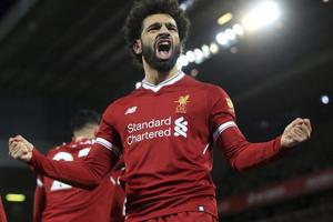 Mohamed Salah favourite to complete awards hat-trick