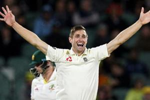 Chris Woakes out of fifth Ashes Test, Mason Crane to debut