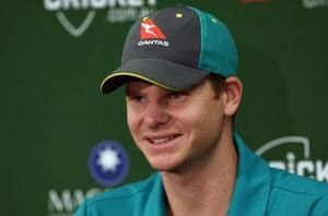 Australian cricket team captain Steve Smith has called on teammate...
