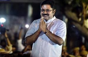 AIADMK on Wednesday discussed its floor strategy for the upcoming assembly session in the wake of sidelined party leader TTV Dhinakaran's entry into the House.