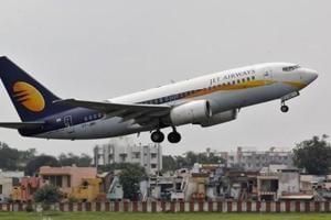Jet Airways pilots fight in cockpit during London-Mumbai flight, being...