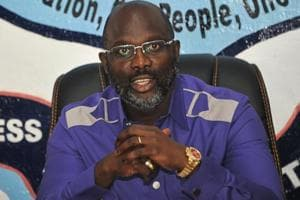 George Weah: Slum to global football stardom and now President of...