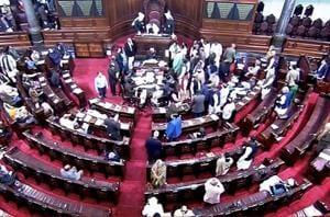 Rajya Sabha disrupted over violence in Maharashtra's Bhima Koregaon