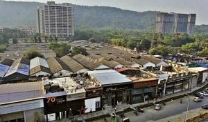 Not a single eatery or pub at Kothari Compound in Manpada has submitted the documents related to fire safety to the Thane Municipal Corporation even after the notice was issued.