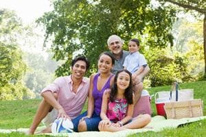 A real connect: Time spent with loved ones is key to being healthy