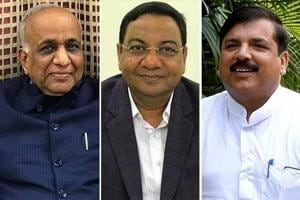 Billionaire, chartered accountant, party loyalist: Meet AAP's 3...